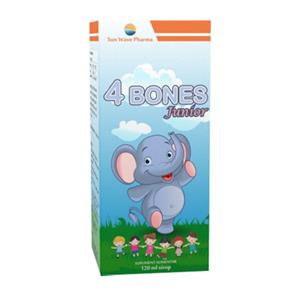 4 Bones Junior Sun Pharma 120ml