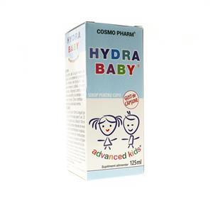 Advanced Kids Sirop Hydra Baby Cosmo Pharm 125ml