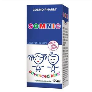 Advanced Kids Sirop Somnic Cosmo Pharm 125ml