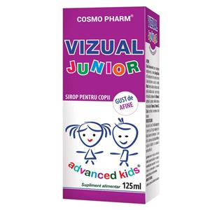 Advanced Kids Sirop Vizual Jr. 12ml Cosmo Pharm