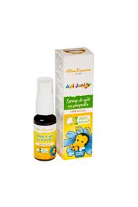 Api Junior Spray Gat cu Propolis Fara Alcool Apicola 20ml