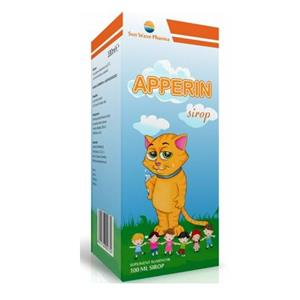 Apperin Sirop Sun Wave Pharma 100ml