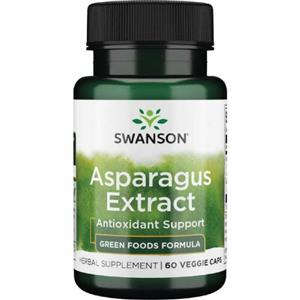Asparagus Extract Swanson 60cps