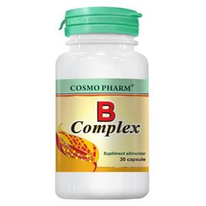 B Complex Cosmo Pharm 30cps