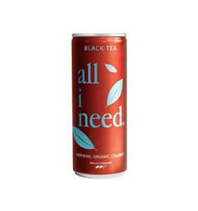 Bautura Carbogazoasa pe Baza de Ceai Negru Bio 250ml All I Need