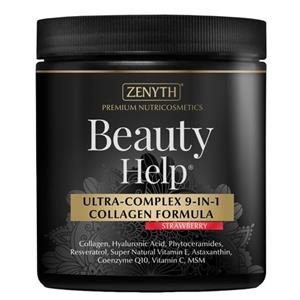 Beauty Help Strawberry Zenyth 300gr