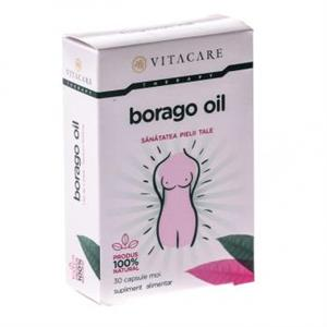 Borago Oil Vita Care 30cps