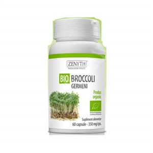 Broccoli Germeni 350mg Bio Zenyth 60cps