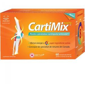 Cartimix Forte Good Days Therapy 60cpr