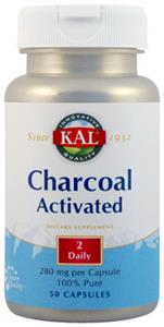 Charcoal Activated Kal Secom 50cps