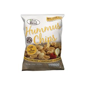 Chips Hummus Chilli Lamaie Eat Real 135gr