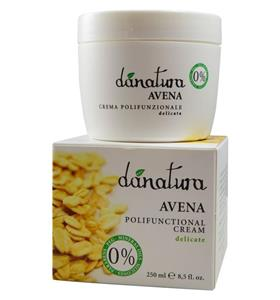 Crema Polifunctionala cu Extract de Ovaz Danatura 250ml