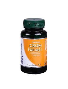 Crom Natural 60cps DVR Pharma