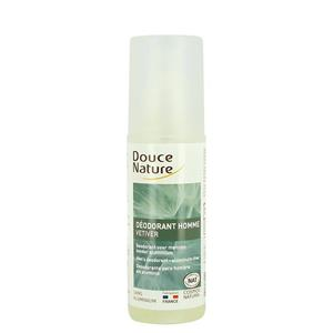 Deodorant Bio Spray Masculin Douce Nature 125ml