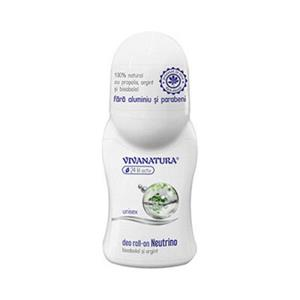 Deodorant Natural Roll-On Neutrino 50ml Viva Natura