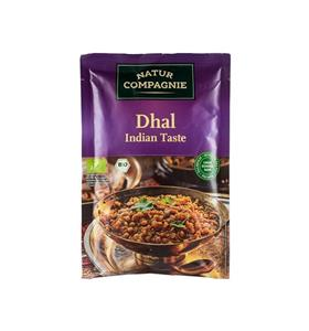 Dhal Bio cu Gust Indian Natur Compagnie 160gr