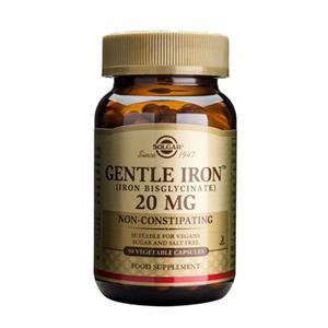Gentle Iron 20mg Solgar 90cps