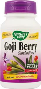 Goji Berry Se Nature's Way Secom 60cps