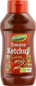 Ketchup de Tomate Ecologic 500ml Dennree