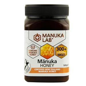 Miere de Manuka Naturala MGO 300+ 500gr New Zealand