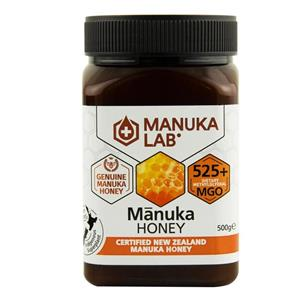 Miere de Manuka Naturala MGO 525+ 500gr New Zealand