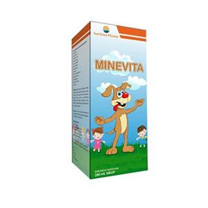 Minevita Sun Wave Pharm 200ml