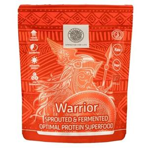 Mix de Proteine Warrior Optimal Bio 200gr Ancestral Superfoods