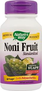 Noni Fruit Se Nature's Way Secom 60cps
