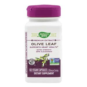 Olive Leaf 20% SE Nature's Way Secom 60cps