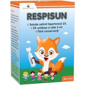 Respisun Sun Wave Pharma 24x4ml