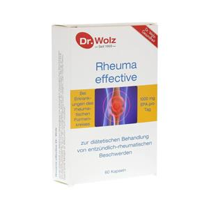 Rheuma Effective 60cps Dr. Wolz
