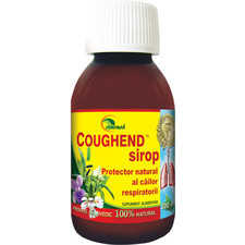 Sirop Coughend Star International 100ml