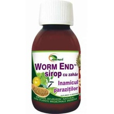 Sirop Worm End Star Interntional 100ml
