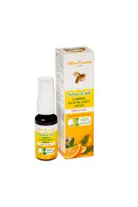 Spray de Gat cu Propolis, Ulei de Pin si Salvie Apicola 20ml