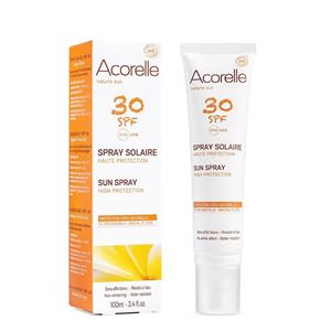 Spray Protectie Solara SPF30 Acorelle 100ml