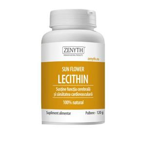 Sun Flower Lecithin Pulbere Zenyth 120gr