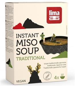 Supa Miso Instant 4x10gr Lima