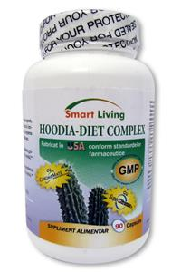 Supliment Hoodia Diet Complex 90cps Smart-Living