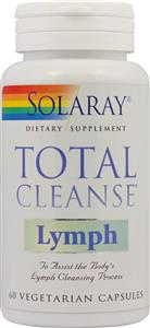 Total Cleanse Lymph Solaray Secom 60cps