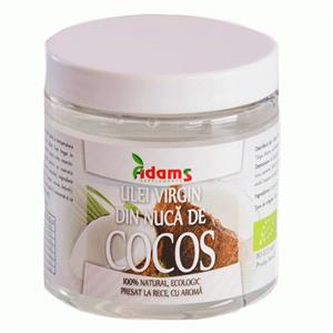 Ulei de Cocos Virgin Ecologic Adams Vision 250ml