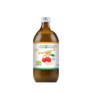 Vitamina C Lichida 1000mg 100% Naturala 237ml Natural Health
