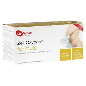 Zell Oxygen Formula 14fiole Dr. Wolz