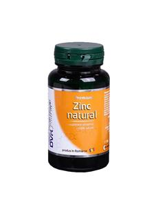 Zinc Natural 60cps DVR Pharma