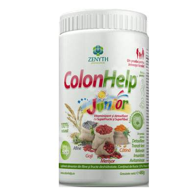 Colon Help Junior Zenyth 480gr