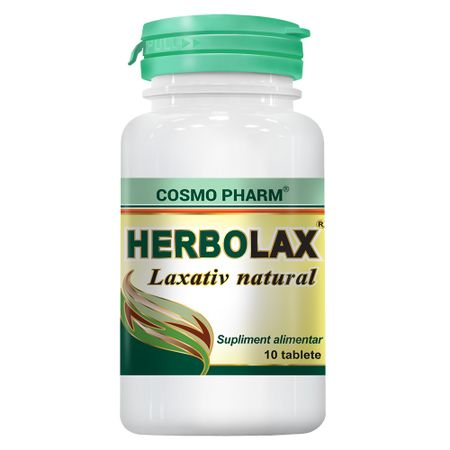 Herbolax Tablete Pret