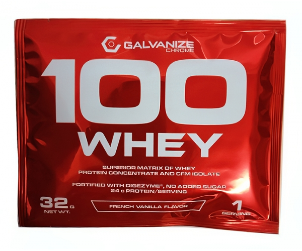 Supliment Alimentar 100 Whey 32 grame Galvanize Nutrition